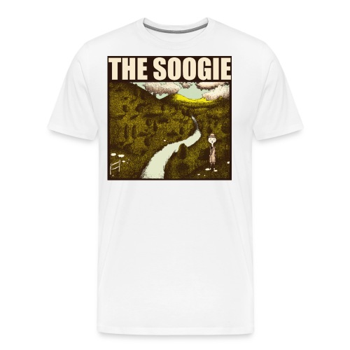 Cabbit Valley Nostalgia T Shirt by The Soogie - Men's Premium T-Shirt