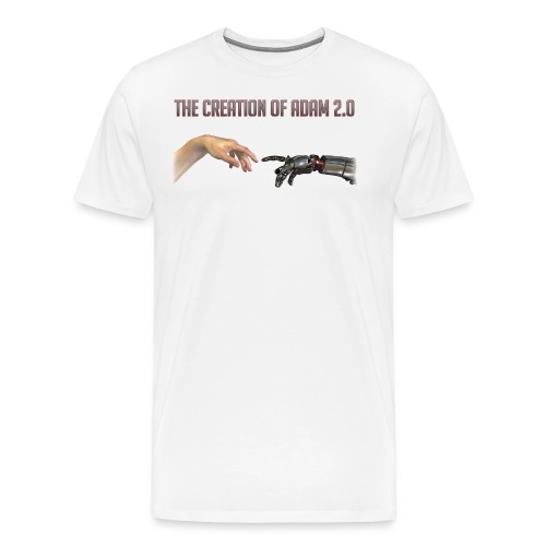 HL - Creation of Adam 2.0 - Men's Premium T-Shirt