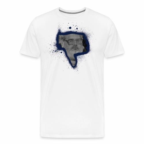 Official Thumbs Down Shirt - Men's Premium T-Shirt