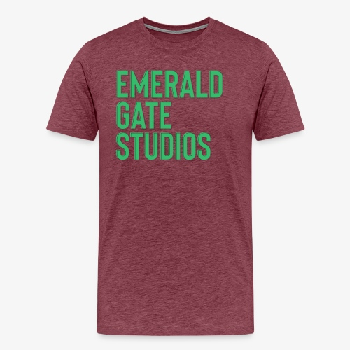 Emerald Gate Studios - Men's Premium T-Shirt