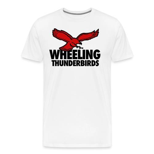 Wheeling Thunderbirds - Men's Premium T-Shirt