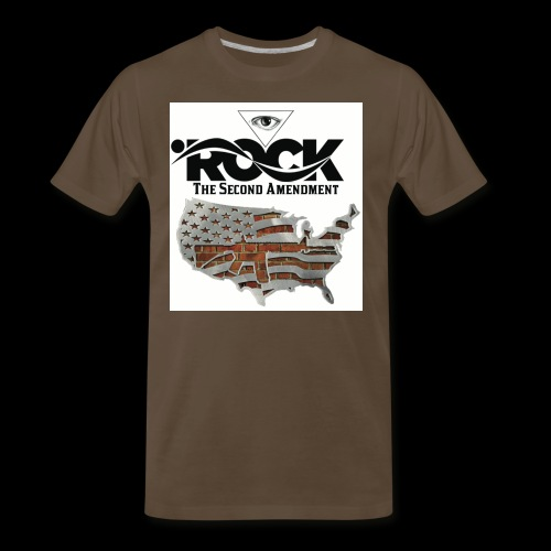 Eye Rock the 2nd design - Men's Premium T-Shirt