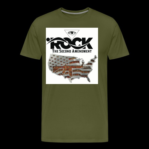 Eye Rock the 2nd design - Men's Premium T-Shirt