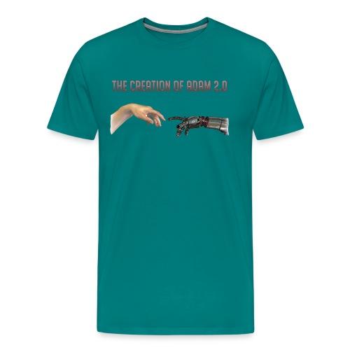 HL - Creation of Adam 2.0 - Men's Premium T-Shirt