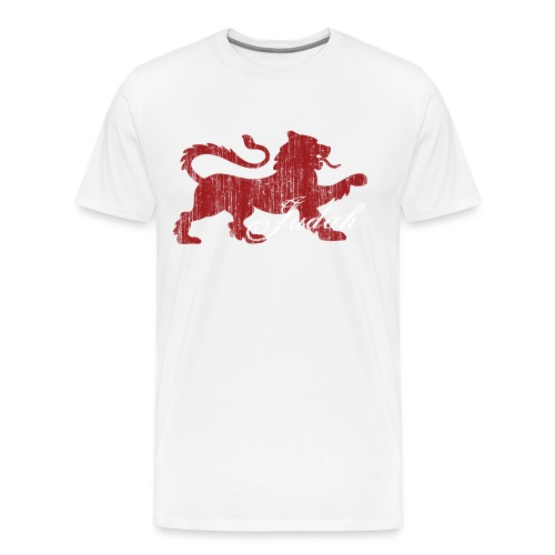 The Lion of Judah - Men's Premium T-Shirt