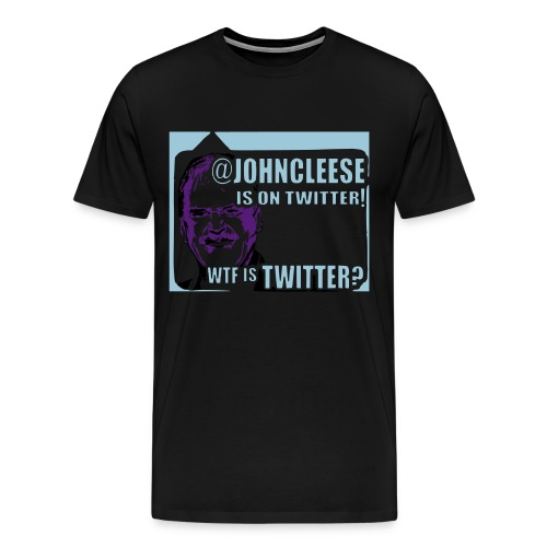 jc twit - Men's Premium T-Shirt