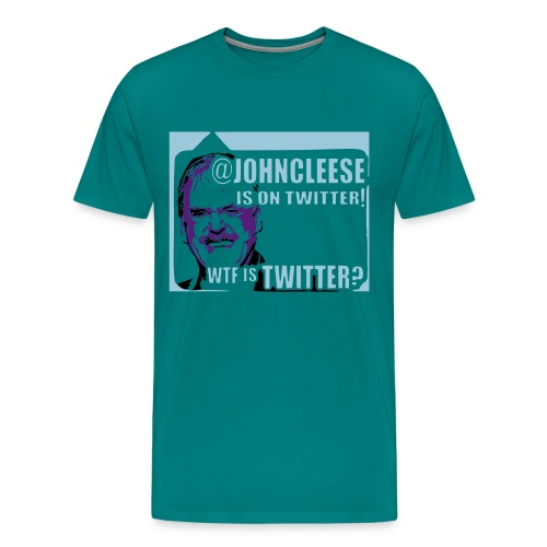 jc twit - Men's Premium T-Shirt