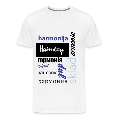 Harmony - Men's Premium T-Shirt