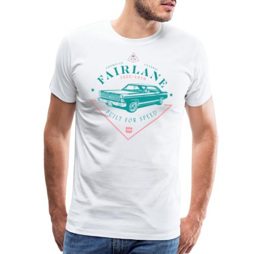 Ford Fairlane - Built For Speed - Men's Premium T-Shirt