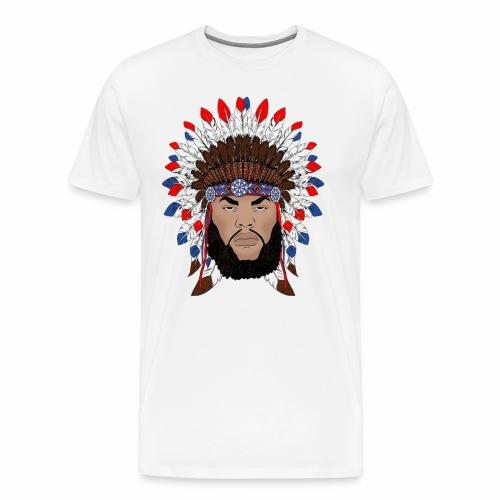 Dane Calloway American Indian Logo - Men's Premium T-Shirt