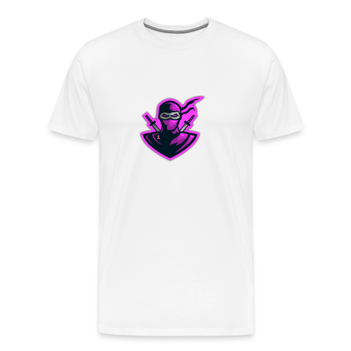Pink Ribbon - Men's Premium T-Shirt