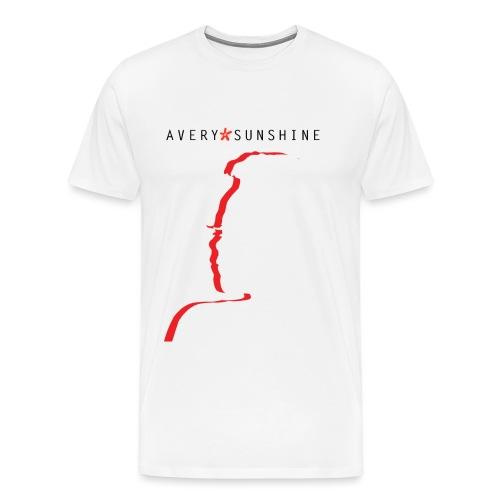Avery*Sunshine Silhoette II - Men's Premium T-Shirt