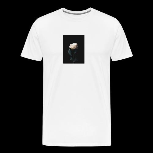 Winter Rose - Men's Premium T-Shirt