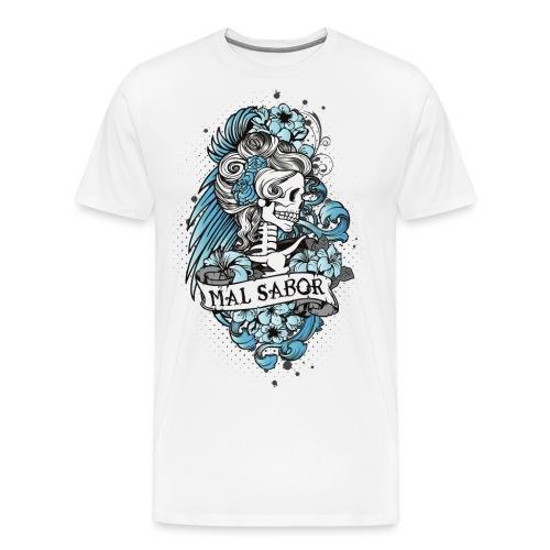 Catrina Colored - Men's Premium T-Shirt