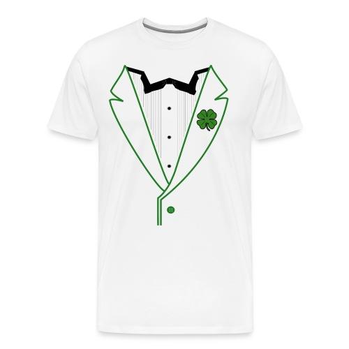 shamrocktuxsc - Men's Premium T-Shirt