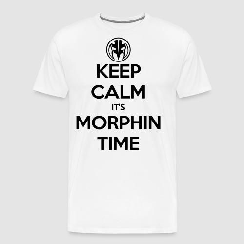 KCIMT White - Men's Premium T-Shirt