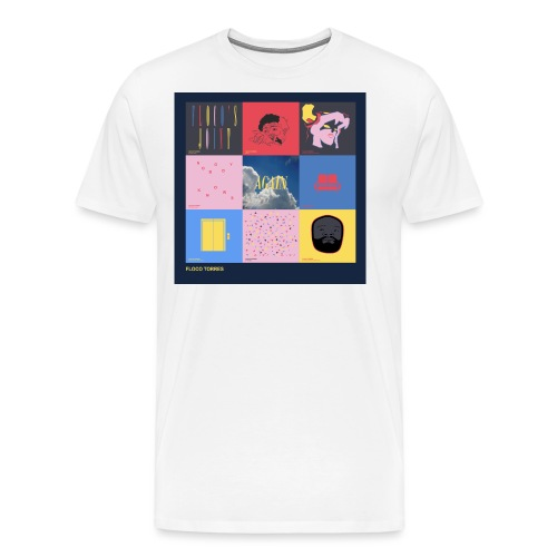 Again Blue - Men's Premium T-Shirt
