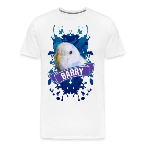 Barry Splatter - WOMEN V2 - Men's Premium T-Shirt