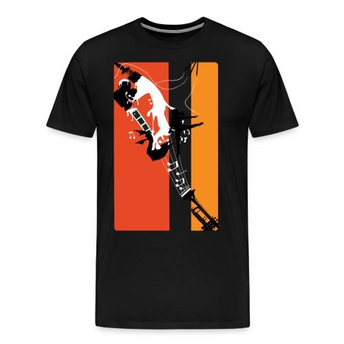 Painted - Men's Premium T-Shirt