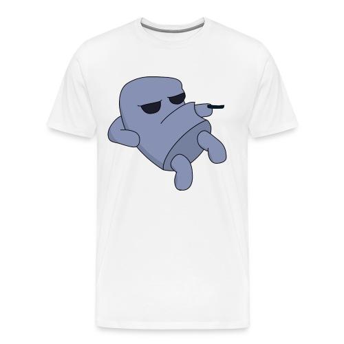Loungin' SRM - Men's Premium T-Shirt