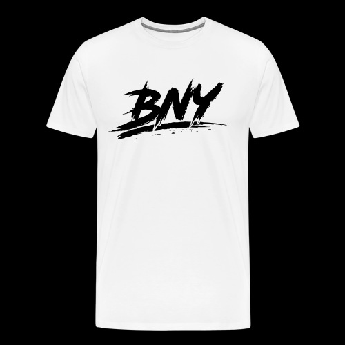 BLACK LOGO - Men's Premium T-Shirt