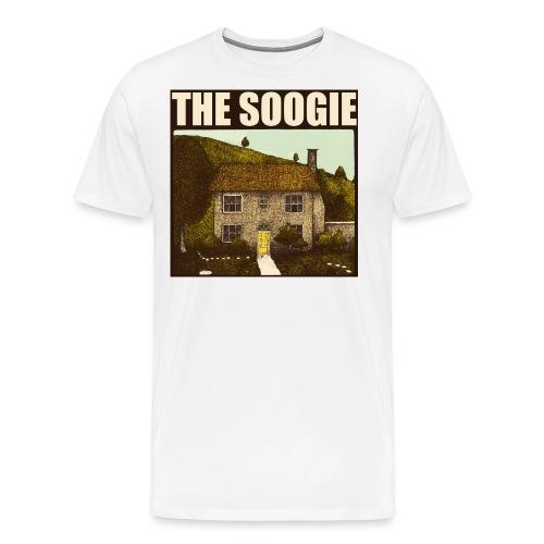 Cabbit House Faux Vintage T Shirt by The Soogie - Men's Premium T-Shirt