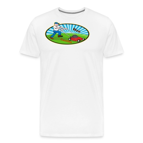 Landscaping - Men's Premium T-Shirt