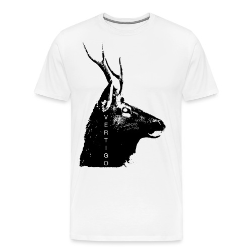 Deer Vertigo - Men's Premium T-Shirt