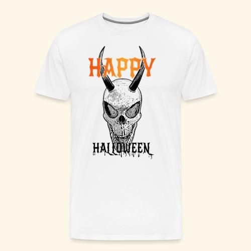hallowen - Men's Premium T-Shirt