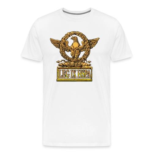 aquila trans bg gif - Men's Premium T-Shirt