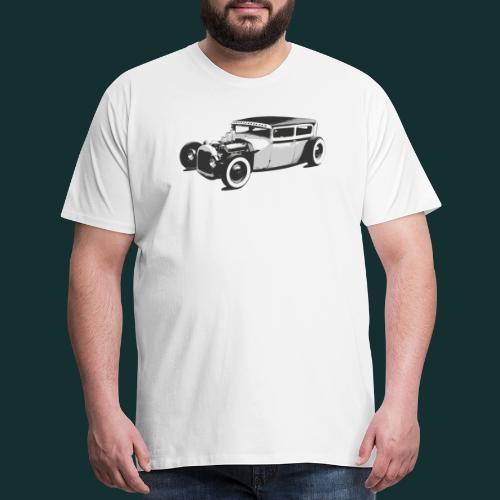 LUD Baby Short Sleeve Onezy - Men's Premium T-Shirt