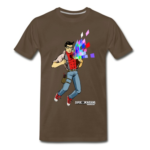 Super Designer - Men's Premium T-Shirt