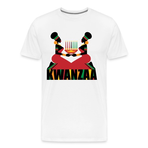 Kwanzaa - Men's Premium T-Shirt