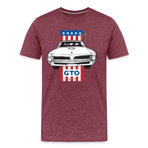 Pontiac GTO - AUTONAUT.com - Men's Premium T-Shirt