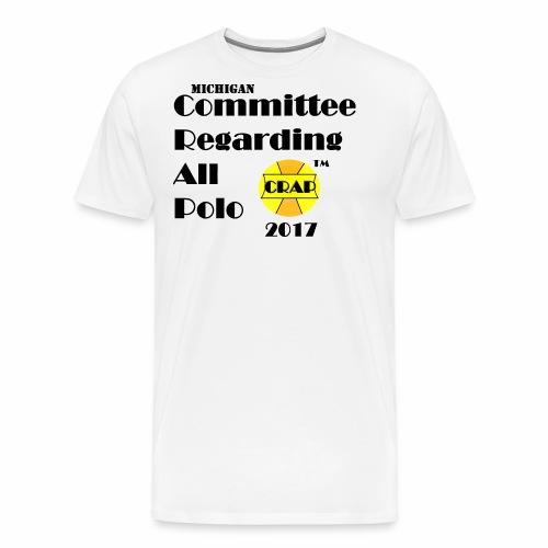 Committee Regarding All Polo - Men's Premium T-Shirt