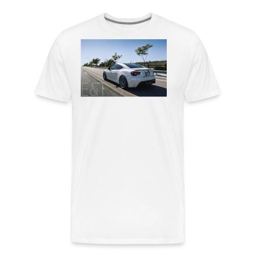 TJ's BRZ - Men's Premium T-Shirt