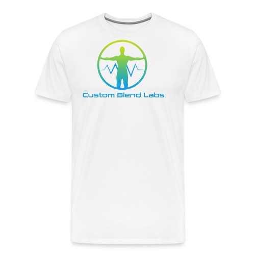 Custom Blend Labs Logo - Men's Premium T-Shirt