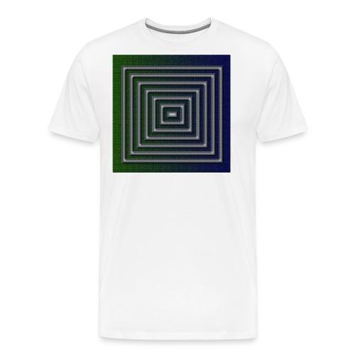 block - Men's Premium T-Shirt