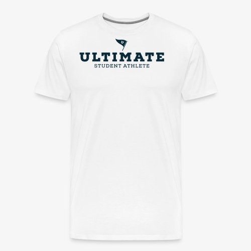 Student Athlete - Men's Premium T-Shirt