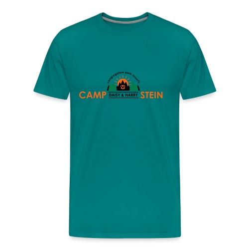 campstein horiz 4color - Men's Premium T-Shirt