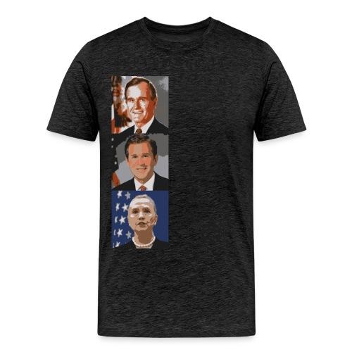 september11quotes png - Men's Premium T-Shirt