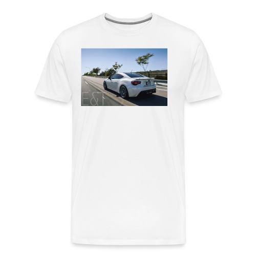 TJ's BRZ - Men's Premium T-Shirt