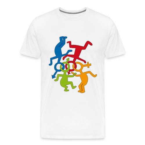 loveislove - Men's Premium T-Shirt