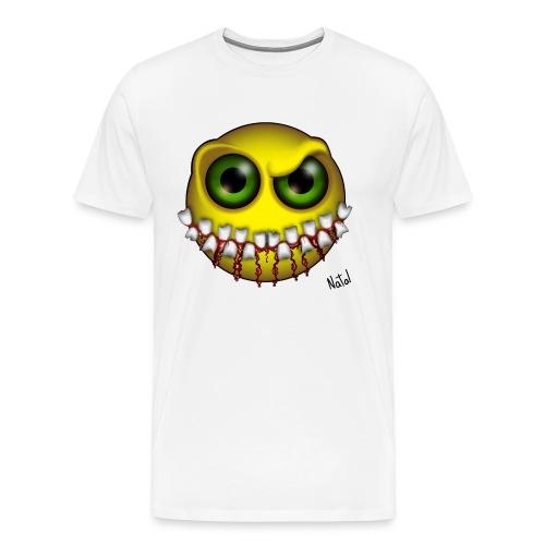 Smilez (Silly Facez) - Men's Premium T-Shirt