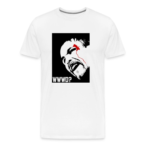 What Would Wendel Do - Men's Premium T-Shirt