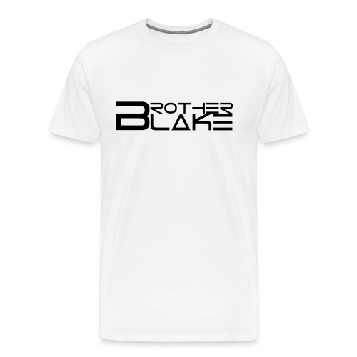 black logo gif 2 gif - Men's Premium T-Shirt
