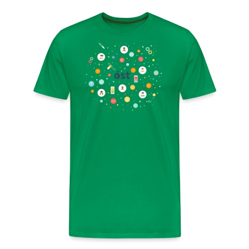 ost illustration - Men's Premium T-Shirt