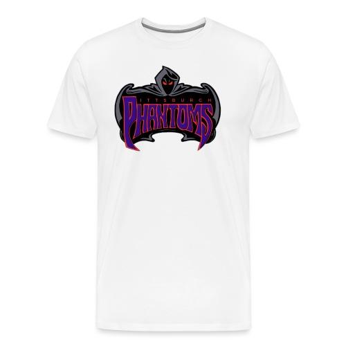 Pittsburgh Phantoms (Roller Hockey) - Men's Premium T-Shirt