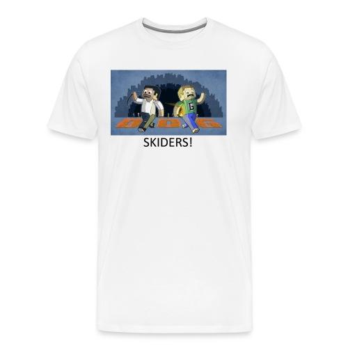 benskidersblack - Men's Premium T-Shirt