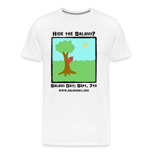 salami3 - Men's Premium T-Shirt